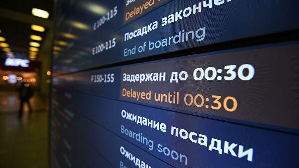 Росавиация рассказала об ограничениях чартерного авиасообщения с КНР