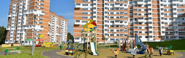 В марте дольщики жилого комплекса в поселении Филимоновское смогут осмотреть квартиры ещё в трех корпусах