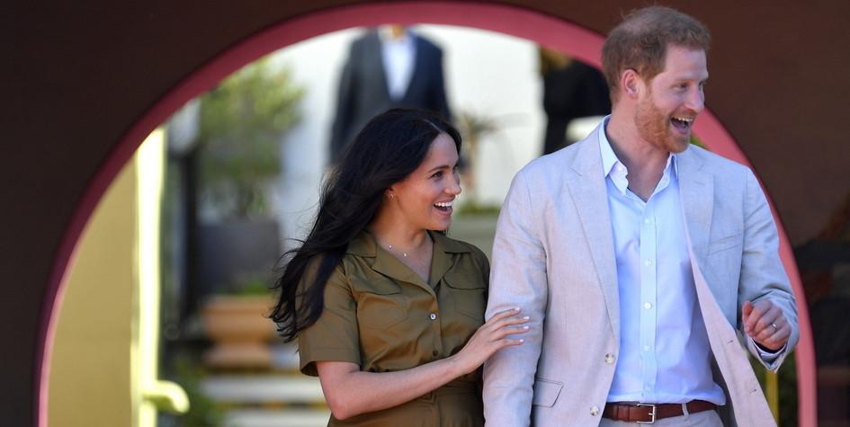 Принц Гарри и Меган Маркл переехали в канадское поместье