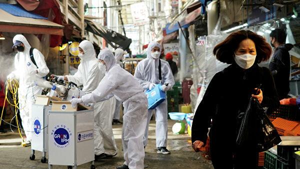 Власти Южной Кореи призвали жителей не выходить из дома в эти выходные