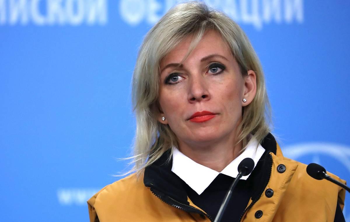 Захарова ответила на острые высказывания протоирея о проституках
