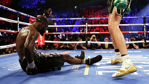 Уайлдер назвал возможную причину поражения Фьюри в бое за пояс WBC