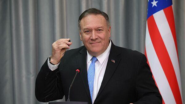 Помпео призвал лидера Косово отменить пошлины на сербские товары