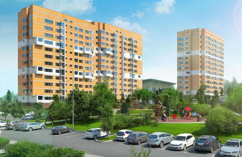 Проводится итоговая проверка корпусов 11 и 12 жилого комплекса в поселке Марьино