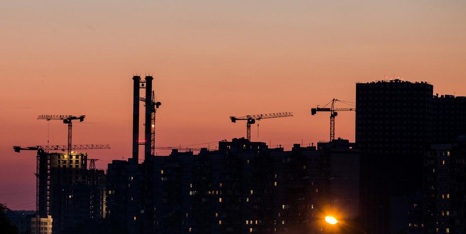 Якушев назвал долю строящегося по эскроу-счетам жилья