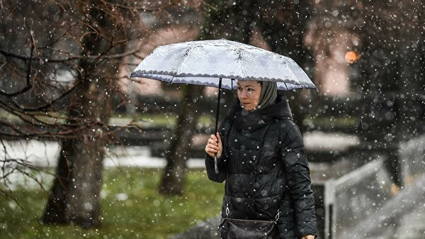 В Москву на следующей неделе вернется аномальное тепло