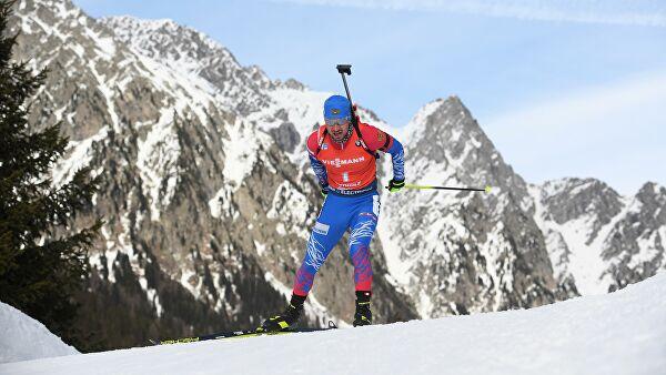 Логинов завоевал бронзу на чемпионате мира в гонке преследования