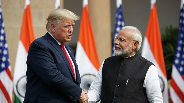 США и Индия создадут рабочую группу по борьбе с наркотрафиком