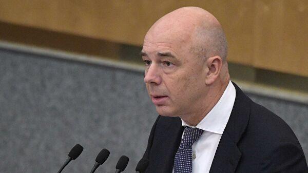 Силуанов счел налоговую нагрузку на труд запредельной