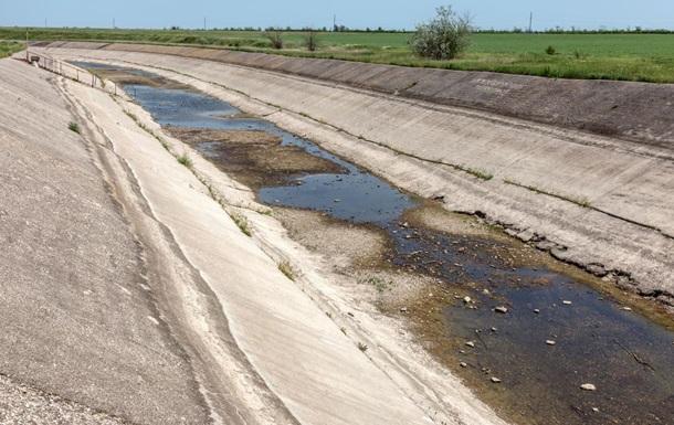 В Крыму снова будет вода