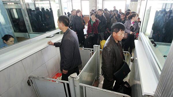 Россия временно запретит въезд граждан Китая