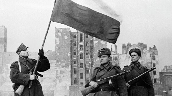 Опрос: большинство поляков благодарны Красной армии за освобождение