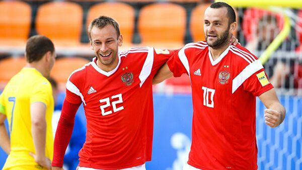 Клубный ЧМ по пляжному футболу во второй раз пройдет в Москве