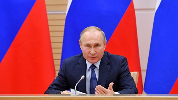Путин отметил важность прямого участия людей в принятии поправок