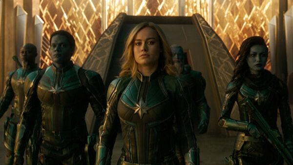 """В сиквеле """"Капитана Марвел"""" появится персонаж из """"Людей Икс"""""""