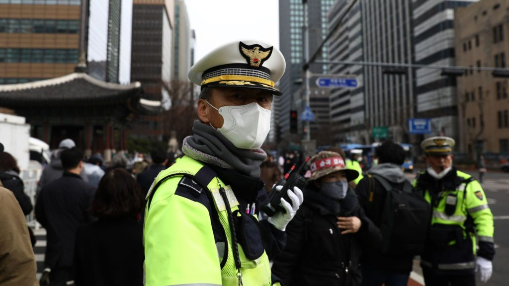 В Корее из-за коронавируса закроют… секту