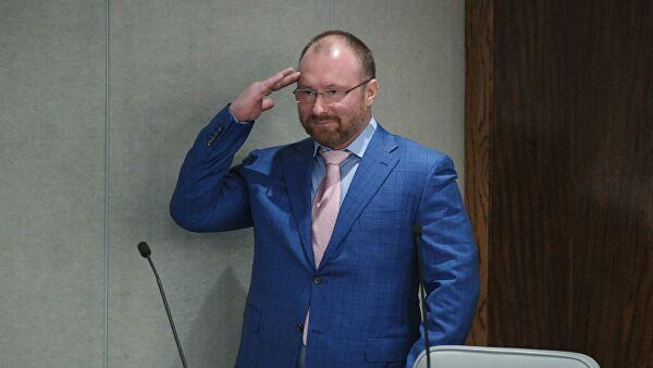Вице-спикер Госдумы заявил о невозможности наказать Катасонова