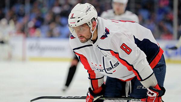 """""""Вашингтон"""" уступил """"Баффало"""" в матче НХЛ, Овечкин оформил гол и пас"""
