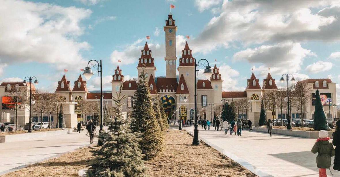 В Москве заработал крупнейший в Европе крытый парк развлечений
