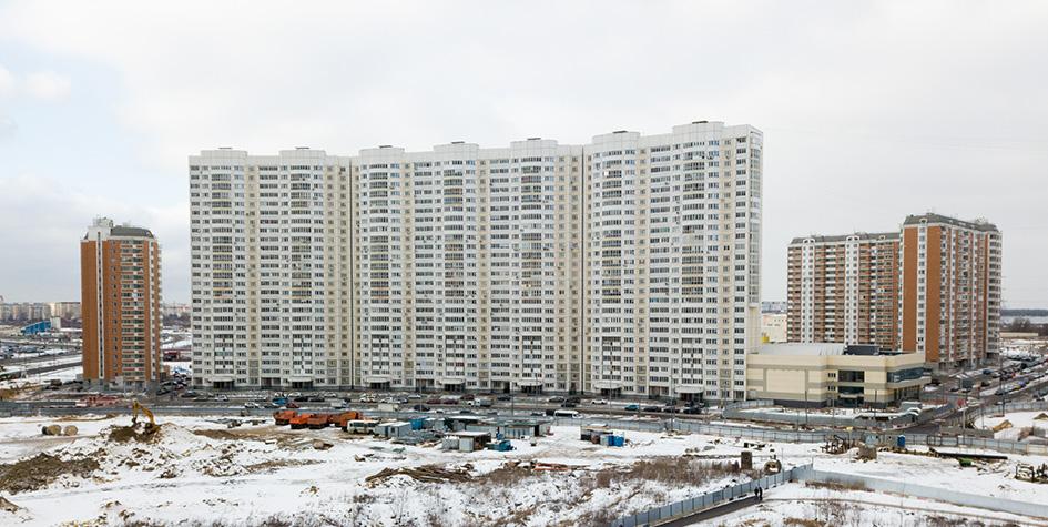 ЦИАН заявил о рекордном росте цен на столичные новостройки