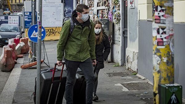Австрия ввела проверки на границе с Италией для борьбы с коронавирусом