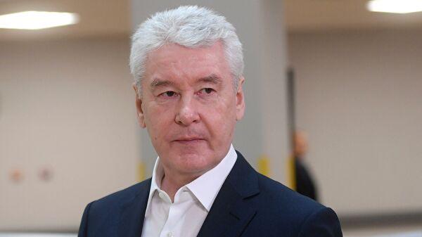 Собянина утвердили первым зампредом совета по борьбе с коронавирусом