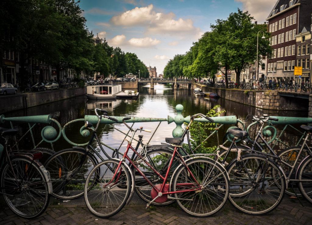 Токио, Париж, Москва и еще 6 городов, которые полюбят велосипедисты