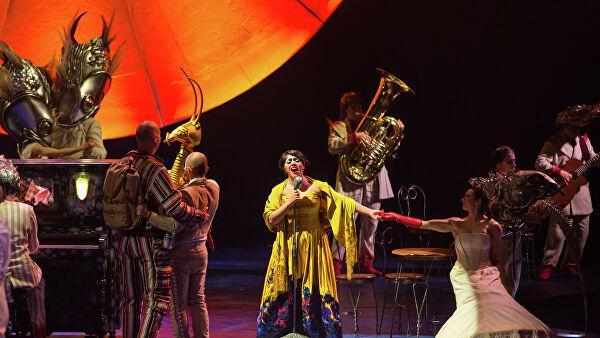Новое шоу Cirque du Soleil пройдет по графику с 19 марта по 17 мая