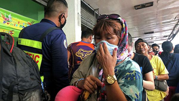 Число случаев заражения коронавирусом на Филиппинах превысило 60