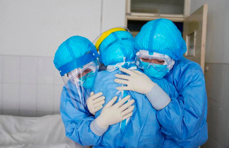 101-летний итальянец вылечился от коронавируса