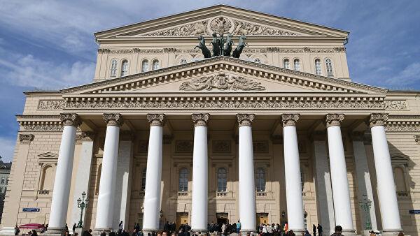 Большой театр по указу мэра отменил все спектакли до 10 апреля