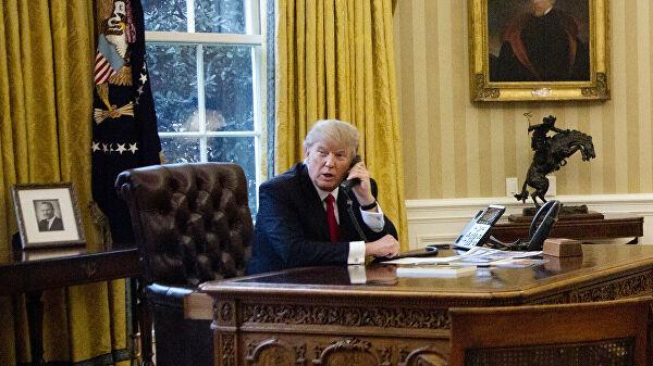 Нефть, торговля, коронавирус: Трамп анонсировал беседу с Путиным