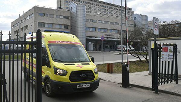 В НИИ Склифосовского рассказали о состоянии пациентов с коронавирусом