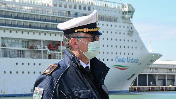 Посольство в Италии работает над эвакуацией россиян с Costa Victoria