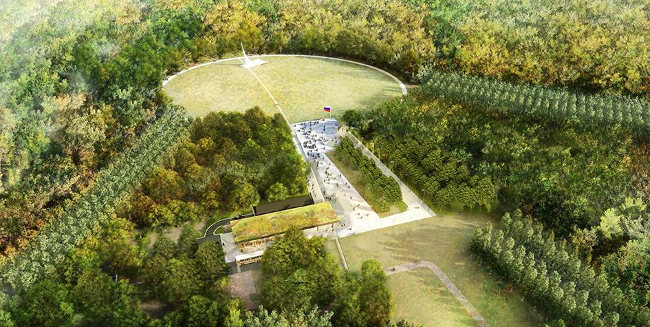 Каким будет Парк покорителей космоса на месте приземления Юрия Гагарина