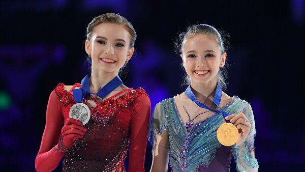Российские фигуристы триумфально завершили юниорский чемпионат мира