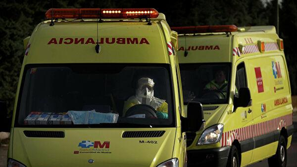 В Испании число жертв коронавируса превысило восемь тысяч человек