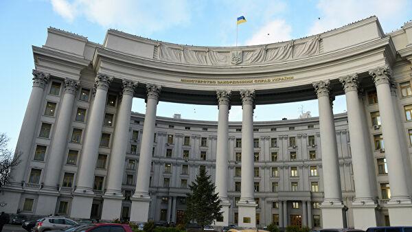 Украина выступила против отмены антироссийских санкций