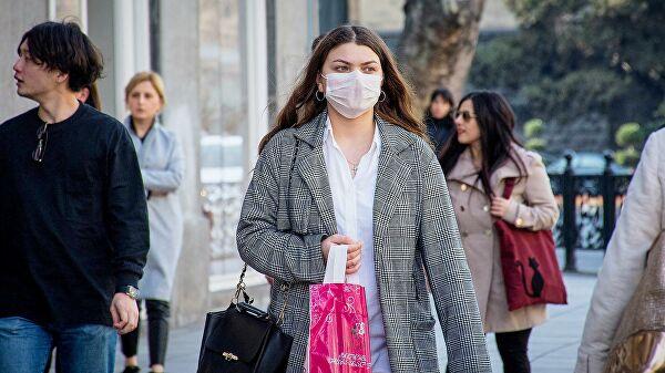Число зараженных коронавирусом в Грузии достигло 54