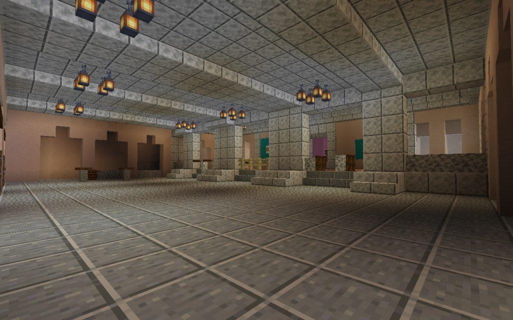 ВУЗ провёл лекцию в Minecraft