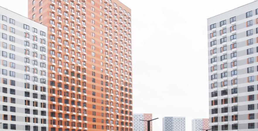 В ЖК «Саларьево парк» ввели в эксплуатацию первые 3 дома