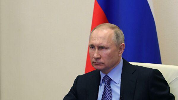 Путин назвал главные цели в сфере культуры