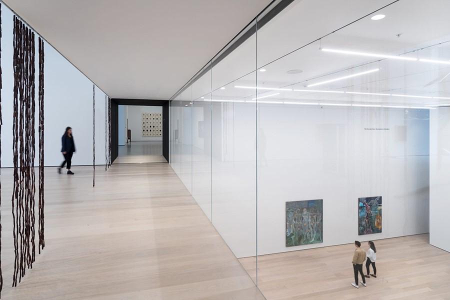 Музей современного искусства в Нью-Йорке можно посетить из дома