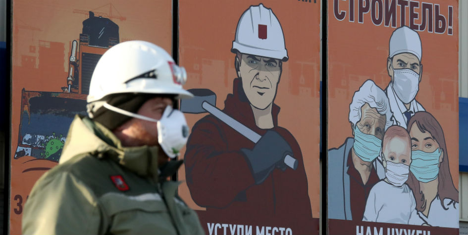 «Главное не мешать»: какой поддержи строители ждут от власти в кризис