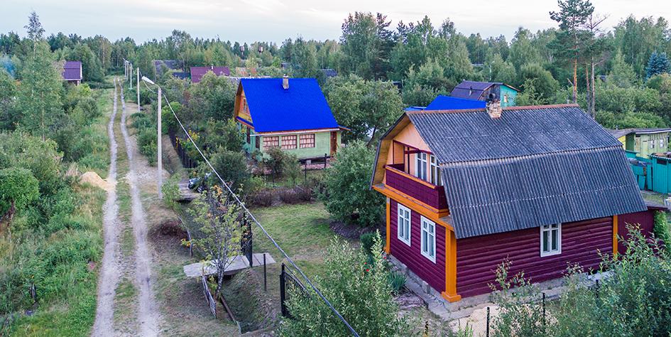 Прописаться на даче: как перевести садовый дом в жилой и сэкономить
