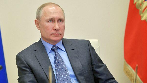 Путин ратифицировал договор с Зимбабве о выдаче преступников