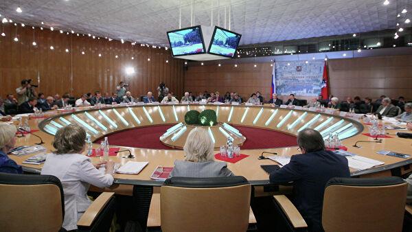 ОП Москвы проголосует за кандидатуру в состав Мосгоризбиркома