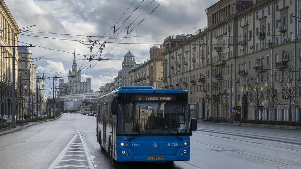 Москва может скоро выглядеть как Нью-Йорк, коронавирус захватывает российскую столицу
