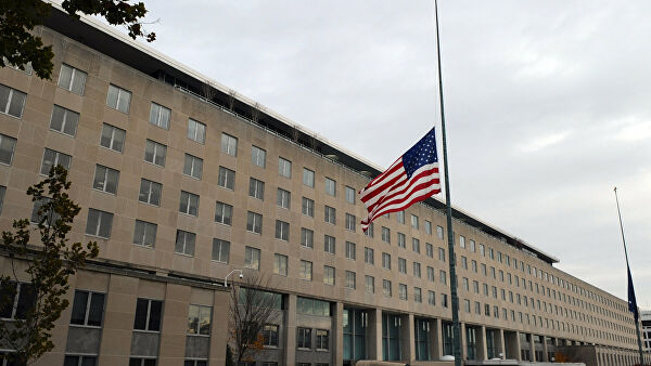 """США включили """"Русское имперское движение"""" в список террористов"""