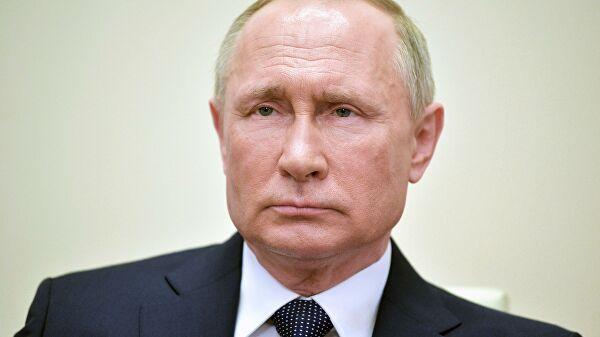 Путин обсудил с членами Совбеза борьбу с коронавирусом